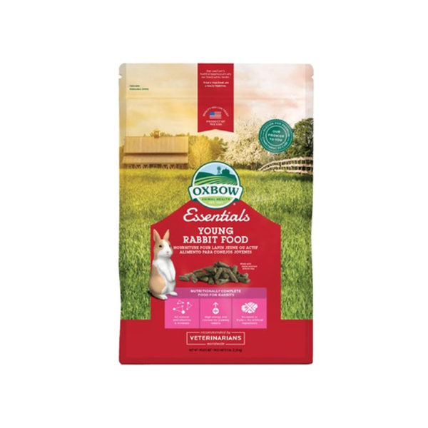 Oxbow Essentials Young Rabbit 2.25kg