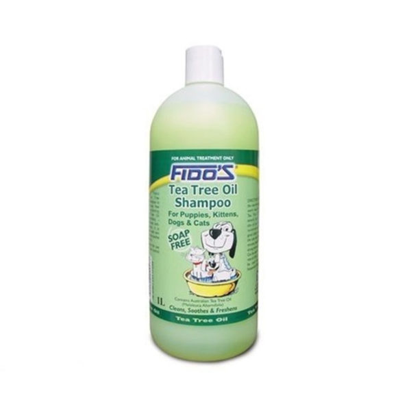 Fido's Tea Tree Oil Shampoo 1L