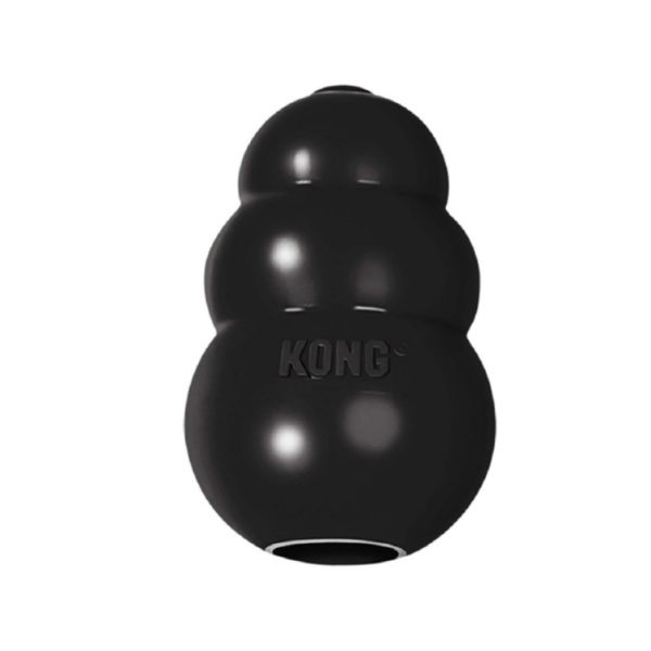 Kong Extreme Black Rubber Dog Toy XX-Large 1
