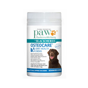 PAW Osteocare Joint Health Chews for Dogs 300g 1