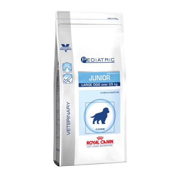 Royal Canin Vet Care Nutrition Paediatric Junior Large Dog 14kg 1