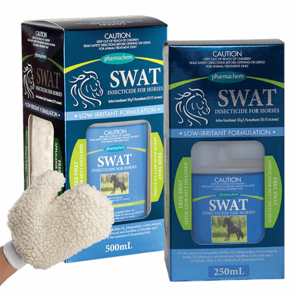 Swat Insecticide for Horses 500mL 1